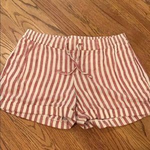 Old Navy- Women's Striped Shorts